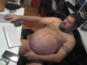 Fat Bear Bearincognito On Gay Cam