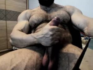 Furrymusclemonster On Live Gay Webcam