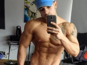 Ray Torres On Live Gay Cam