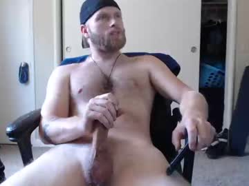 Hairycollegedude21 Does Live Masturbation